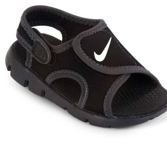 online retailer 3ea94 7e819 Nike Sunray Adjustable Baby Boys Sandals 5